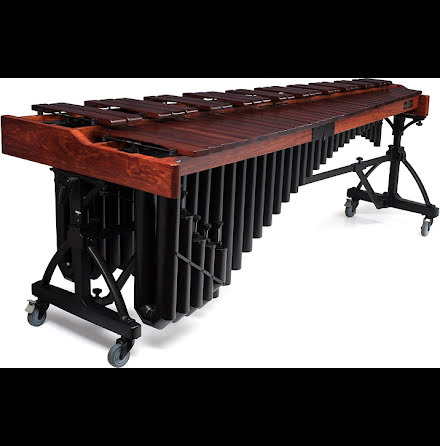 Majestic Professional Honduras Rosewood Marimba - M8650H