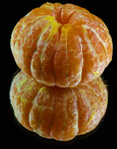 Orange by Ray Ebersole - Food & Drink Fruits & Vegetables