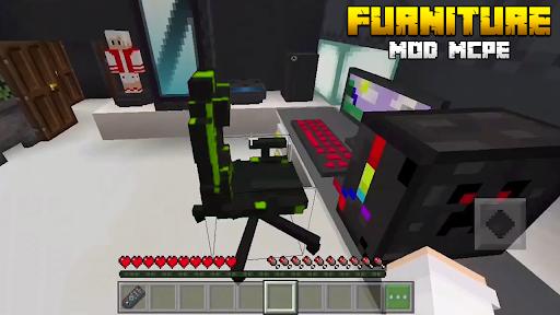Furniture Mod - Addon for Minecraft PE cheat hacks