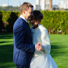 Wedding photographer Pavel Kuchma (artoctober). Photo of 18.03.2017