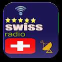 Swiss FM Radio Tuner icon