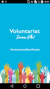 Voluntariat Sant Tomàs- screenshot thumbnail