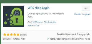 Langkah-Penting-Setelah-Install-WordPress-Install-Plugin-WPS-Hide-Login