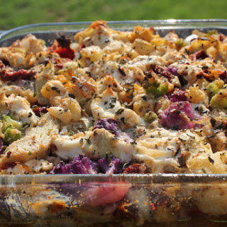 Creamy Italian Cauliflower Casserole – Gluten Free, Low Carb