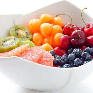 Delicious Summer Fruit Salad