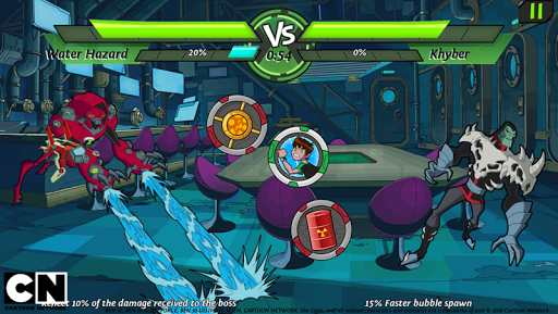 Ben 10: Omnitrix Power  screenshots 15