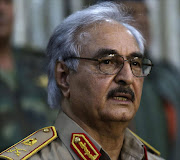 Khalifa Haftar. Photo: REUTERS