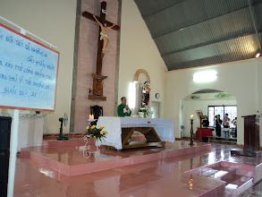 Photo: Thánh lễ tại Đakim