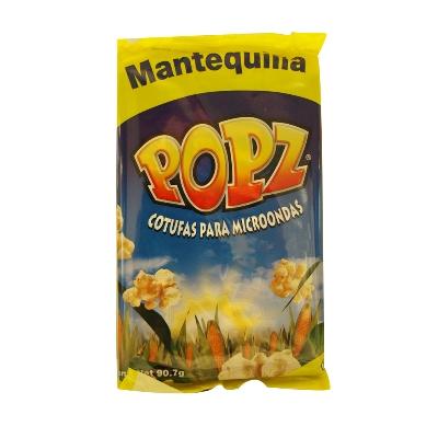Cotufa Popz Microondas Mantequilla 82Gr