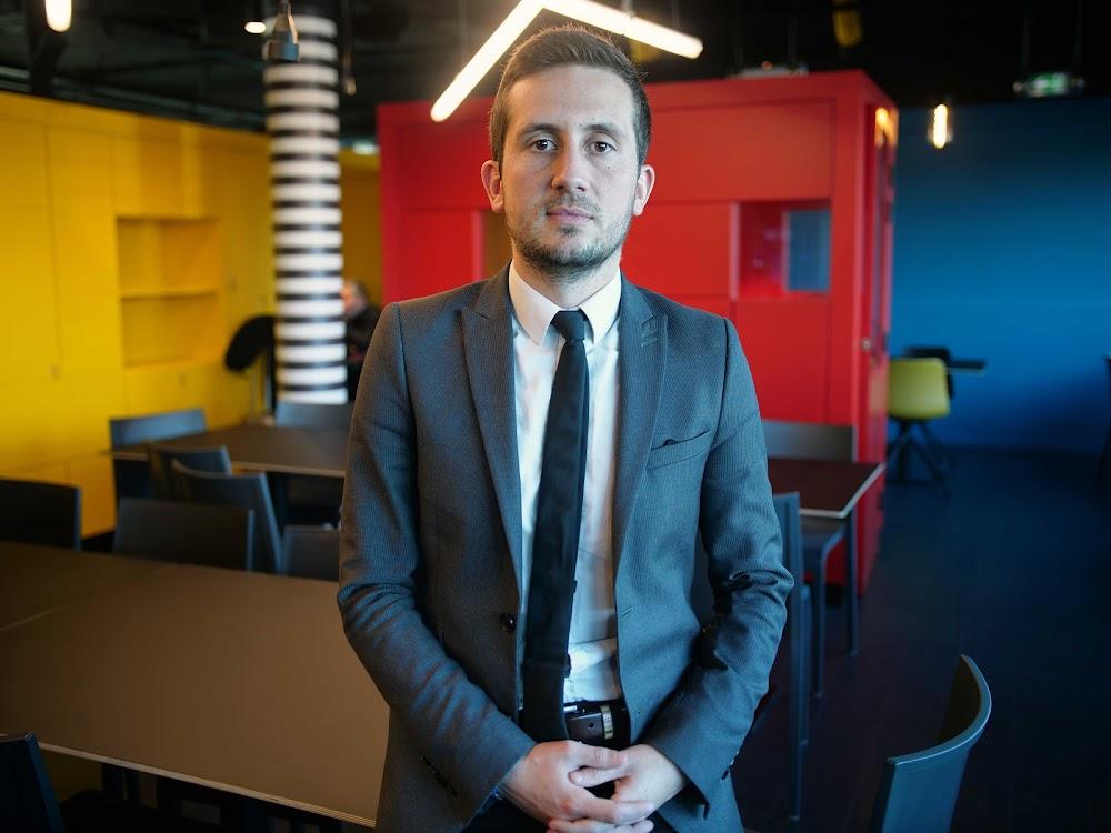 Pierre-Marie, Directeur de programmes immobiliers