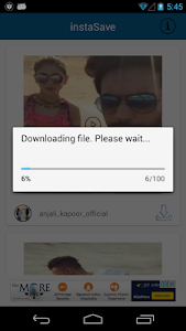 InstaSave Photo & Video Saver screenshot 1