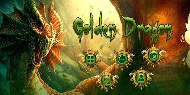 Dragon Gamer Theme - náhled