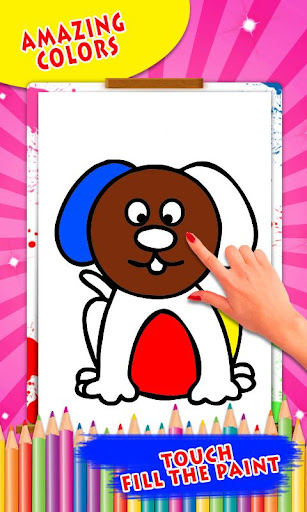 Coloring Book & Drawing book -  Coloring Games 1.0.2 screenshots 16