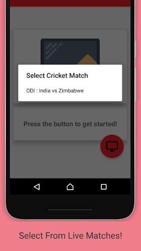CricTube : Watch Live Cricket 1.0.2 screenshots 3