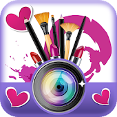 Makeup Photo Editor-Beauty Selfie Camera