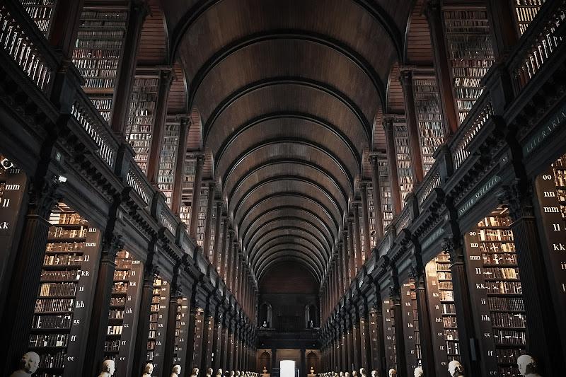 Trinity College - Dublin di AnUseless