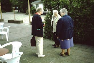 Photo: v.l.n.r. Lammie Warrink, Jantje Hollander en Aaltje de Weerd
