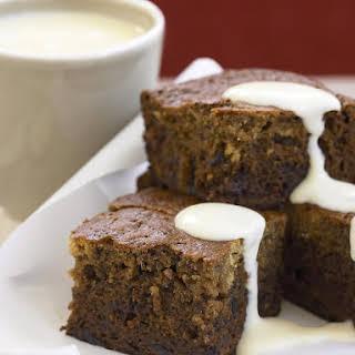 Caramel Date Pudding Cake.