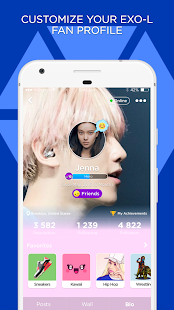 EXO-L Amino for EXO Fans - náhled