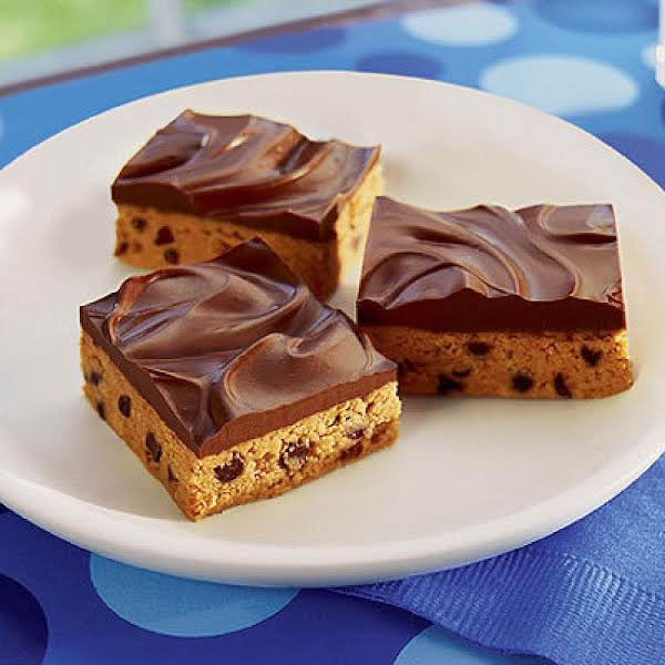 Nestle's No-bake Chocolate Peanut Butter Bars