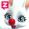 Zoobe - cartoon voice messages icon