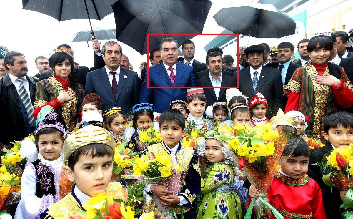 افغانان و مثلث فارسیسم  (تاجیکستان + ستمیان + ایران= فارسیسم)