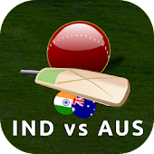 Live Aus vs Ind