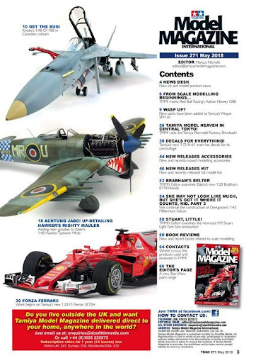Tamiya Model Magazine Int. for PC