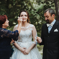 Wedding photographer Anna Kuzmina (xrustja6ka). Photo of 10.07.2018