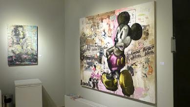 "Photo: Galerie 30Works; Jörg Döring; ""Do you like art?"""