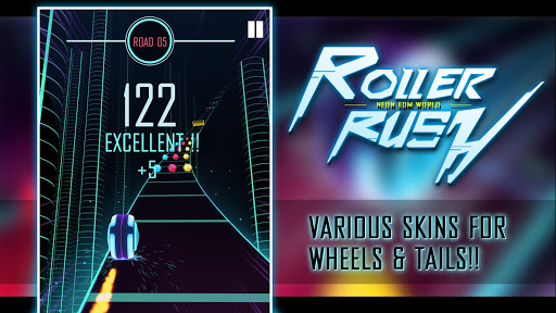 Roller Rush screenshot 7