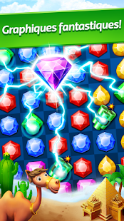 Jewels Legend - Jeu switch sans wifi gratuit Capture d'écran