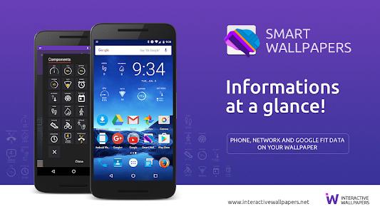 Smart  Wallpapers v1.2.1 Premium