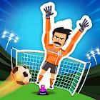 Football Strike Against Robot Goalkeeper icon