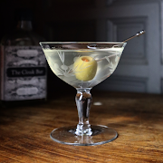 Just A Dirty Gin Martini  - 22%ABV