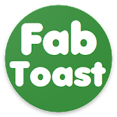 FabToast Library Demo