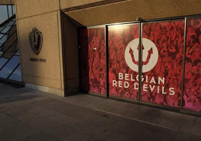 """L'Union Belge rend hommage à ses anciens en lançant le """"Legends Club"""""""