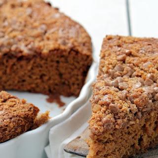 Apple Butter Cinnamon Coffee Cake