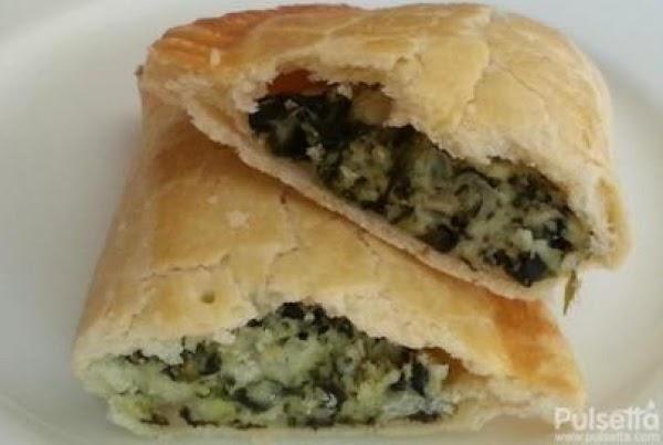 Spinach Pasties (sallye) Recipe