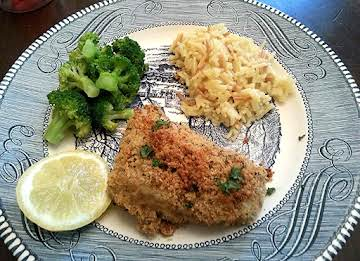 Garlic Baked Fish