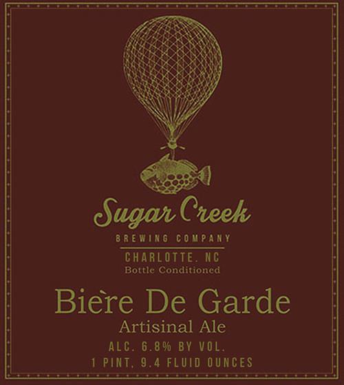 Logo of Sugar Creek Biére De Garde