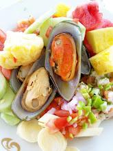Photo: El Arrecife (beach buffet), Grand Palladium Palace Resort Spa & Casino