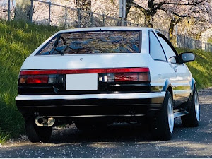スプリンタートレノ AE86のカスタム事例画像 拓人さんの2020年04月09日23:02の投稿