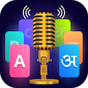 Hindi/English Voice Typing Keyboard-Speech To Text icon