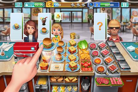 Crazy Cooking - Star Chef 2.0.0 (Mod Money)