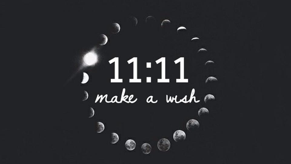 1111 make a wish