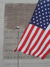 Photo: First Amendment, Newseum Center, Washington DC, September 12, 2010