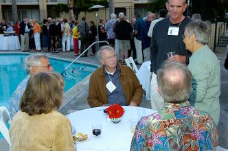 Photo: Don Wesser, Roger Stevens, Bill Eldredge, Jean Golisch Clark