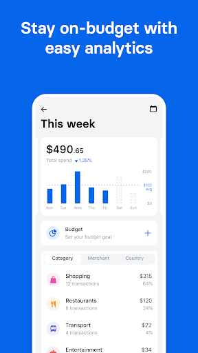 Revolut - Get more from your money screenshot 3