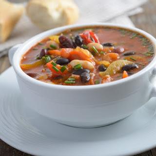 Tortilla-Free Tortilla Soup